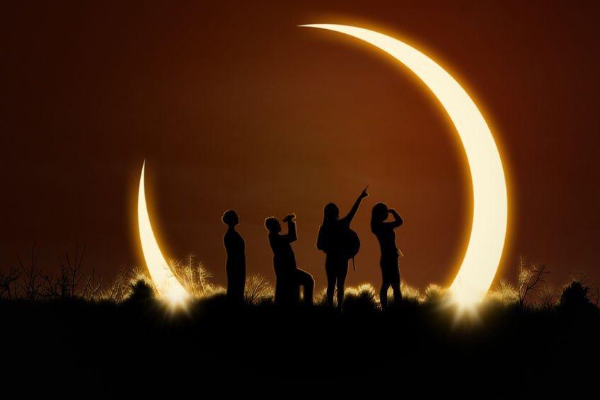 Your new solar eclipse plan: Contribute to research